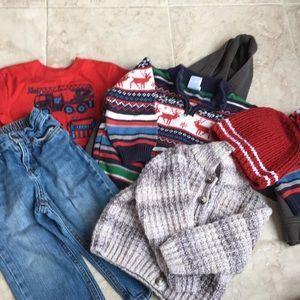 Boys lot of 24 month winter clothes